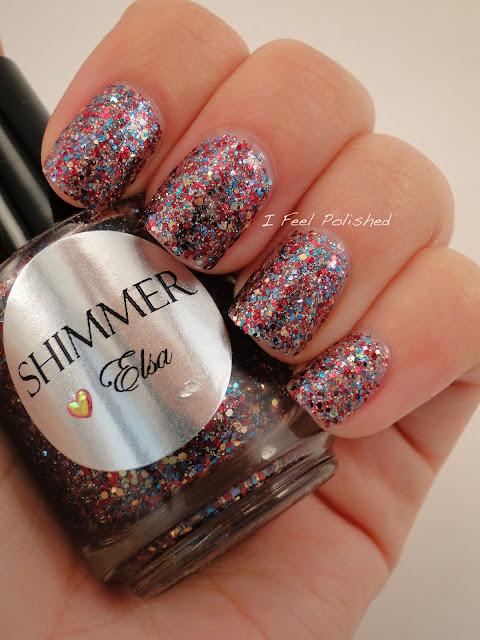Shimmer Elsa