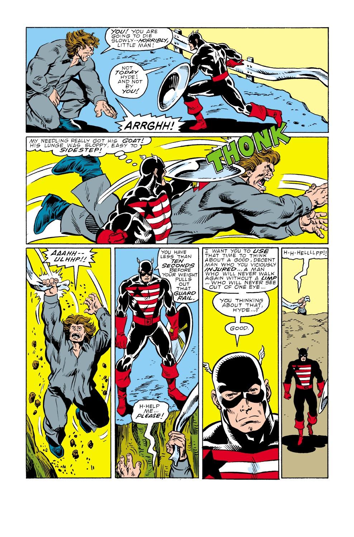 Captain America (1968) Issue #340 #270 - English 22