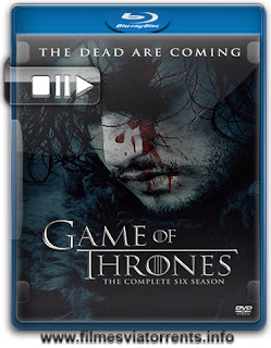 Game Of Thrones 6ª Temporada Completa Torrent – WEB-DL 1080p Dual Áudio (2016)