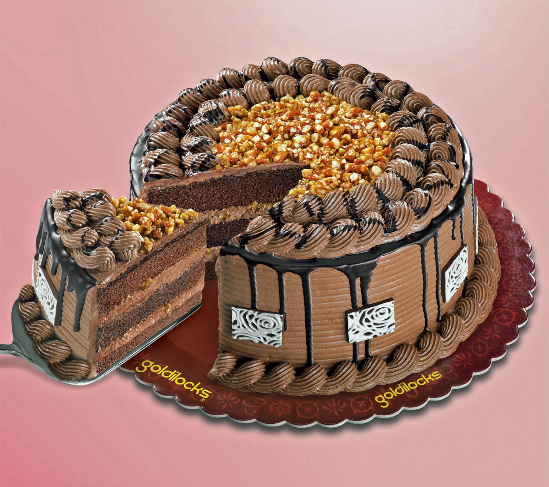 Goldilocks Chocolate Cake Images : W.H.A.T.(Walang Hiyaan Ang Takaw) Blogs: Goldilock s ...