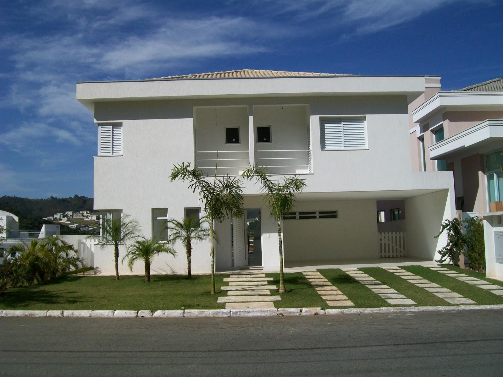 Casa nova à venda em Alphaville / Alphasítio: Casa Nova em  #284B81 1600 1200