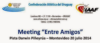 "Pista. Meeting ""Entre amigos"" (Montevideo, 20/jul/2014)"
