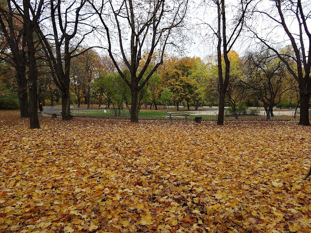 Park Praski jesień 2012
