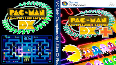 Jogo PAC-MAN Championship Edition DX Plus PC DVD Capa