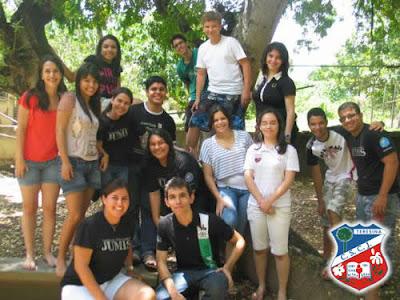 JM do Colégio Sagrado Coração de Jesus, no Piauí, experimentou momentos inesquecíveis.