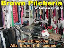 BROWN PILCHERÍA - Alte Brown 918
