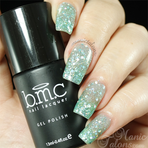 Bundle Monster Gel Polish Ice Queen Swatch