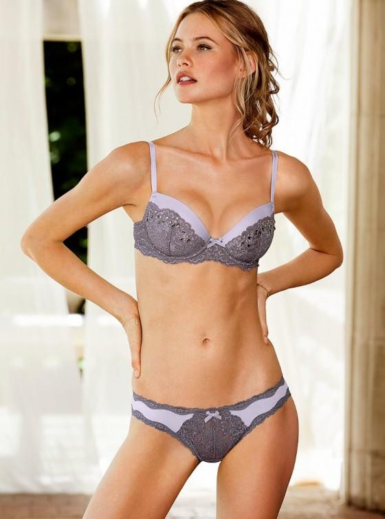 Victoria's Secret Lookbook July 2013 featuring Behati Prinsloo