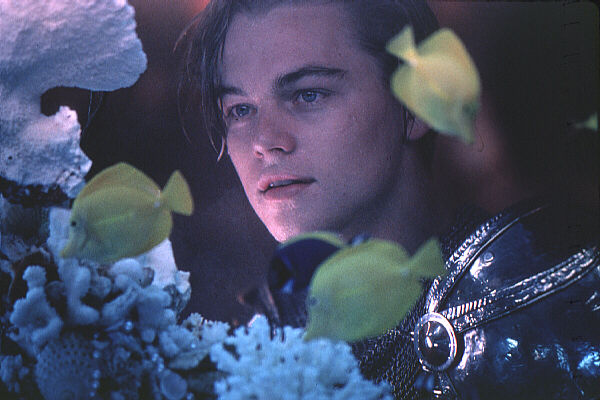 COOL WALLPAPERS: Leonardo DiCaprio romeo and juliet