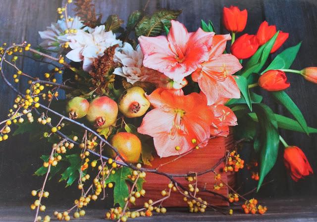 Caffelatte e biscotti ricette decorazioni e fai da te for Immagini fiori autunnali