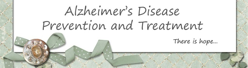 Alzheimer's Disease - Prevention and Treatment