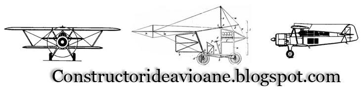 constructori de avioane