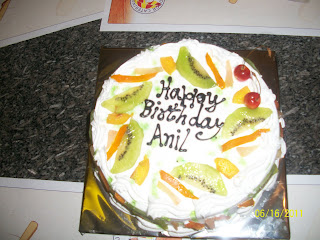 Jyothi Reddy: My friend Anil Kumar Birthday