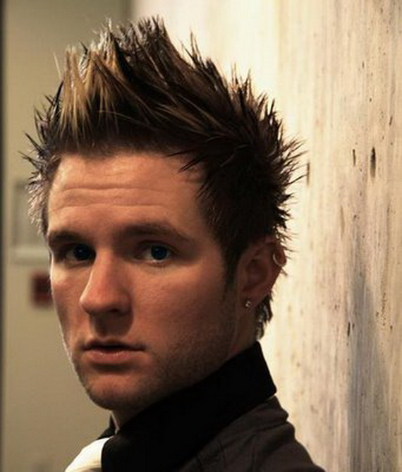 Short Haircuts Trend Short Spiky Hairstyles For Men