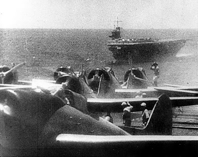 Pearl Harbor aircraft carriers