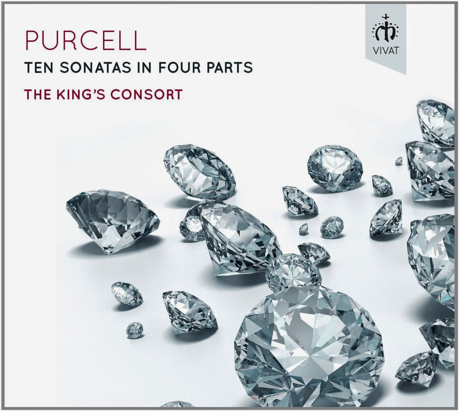 Purcell - Ten Sonatas in Four Parts