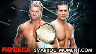 WWE Payback Dolph Ziggler Alberto Del Rio Match Online Results