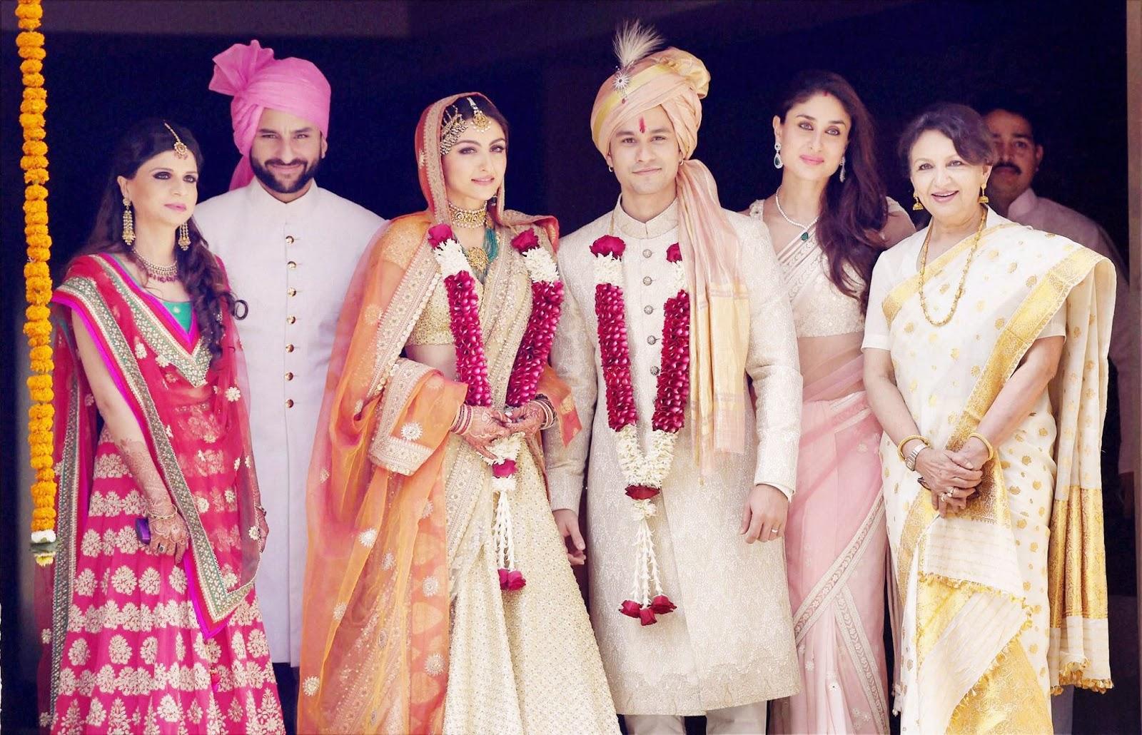 Soha Ali Khan Married Kunal Khemu