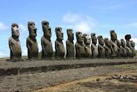 Pulau Paskah-10 tempat misterius di dunia