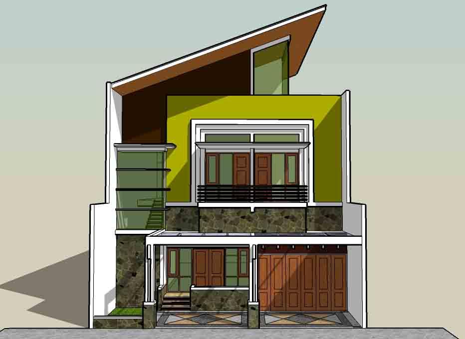 Desain Rumah Idaman 1908110202