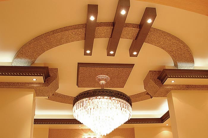 Modern false ceiling designs for living room interior for Room design 2014