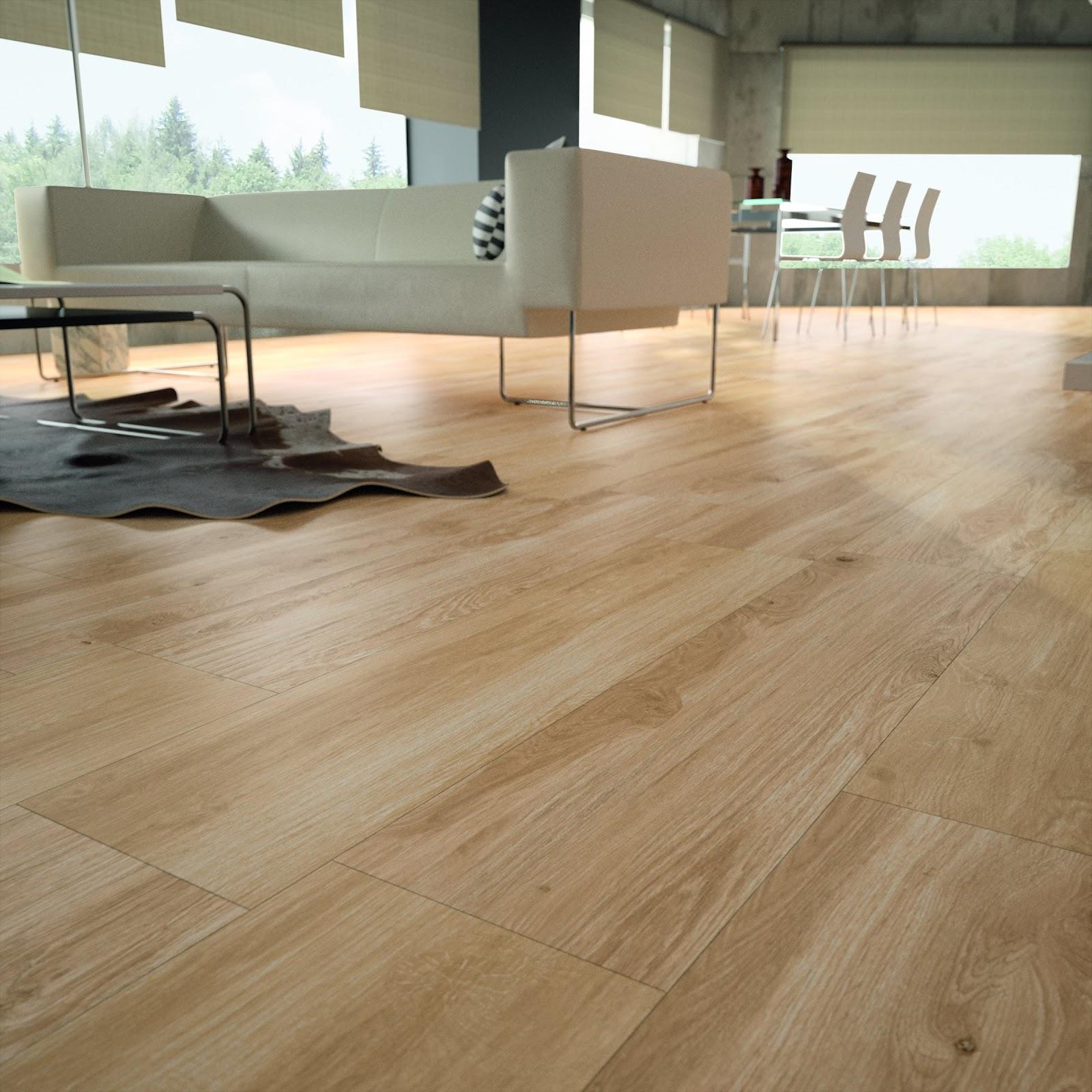 Decoracional c mo instalar cer mica imitaci n madera for Tipos suelos de madera