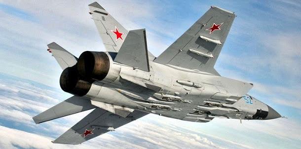 MiG- 31 Foxhound