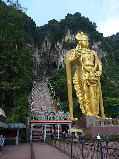 Batu Caves - photo © Michael Bouy