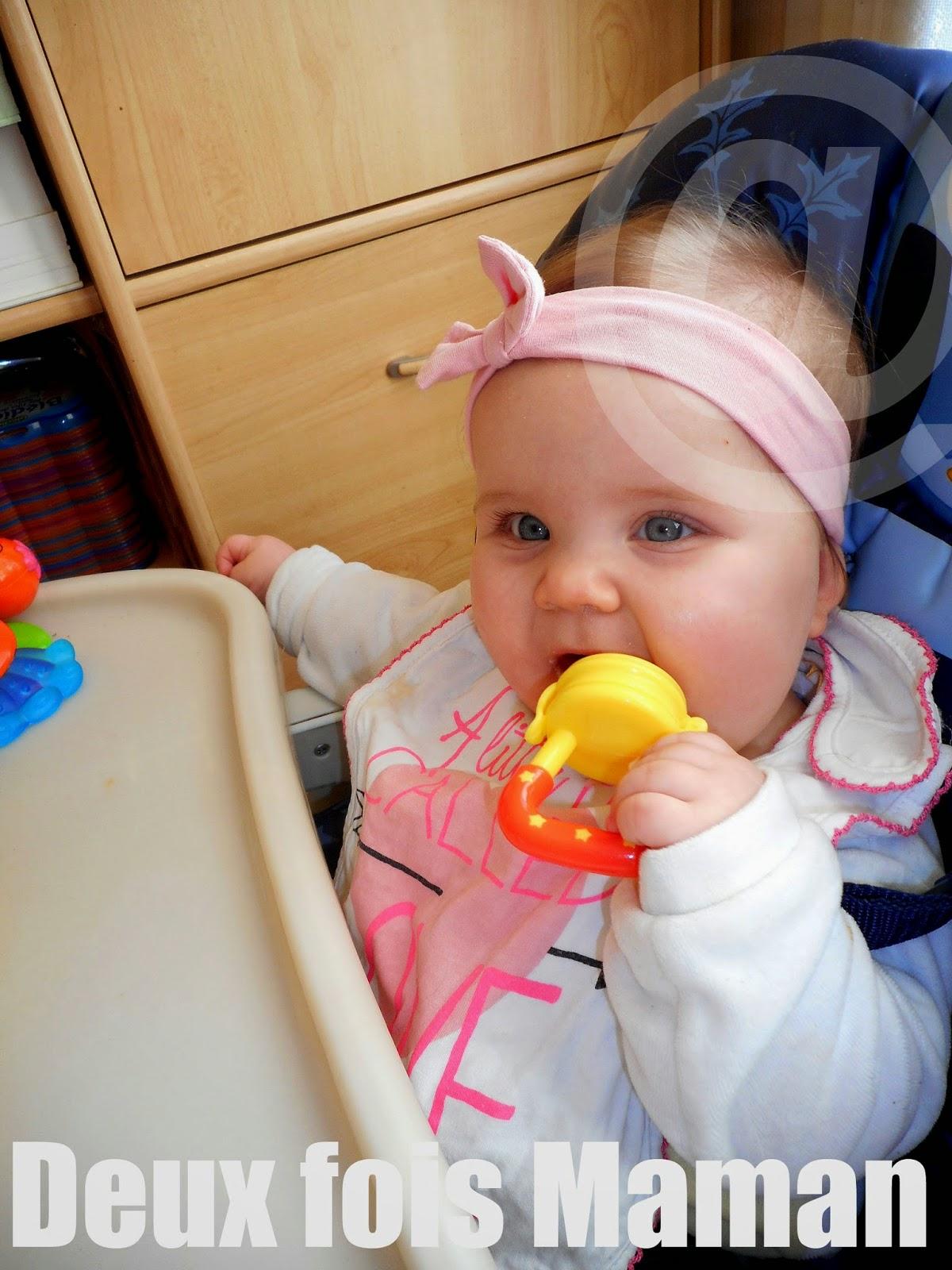 Test du baby grignoteur