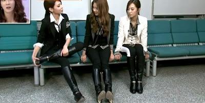 Sexy Legs Sooyoung Yuri Seohyun