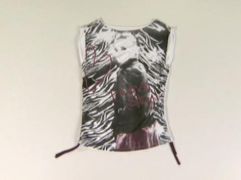 Customizar camiseta DIY