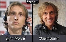 Luka Modric - David Guetta