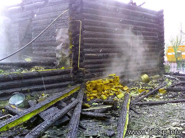 30 января в 6:32 в пожарную охрану поступило сообщение о пожаре в деревне Власово. 30 января в 6:32 в пожарную охрану поступило сообщение о пожаре в деревне Власово.