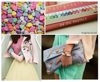 Fashion Forecasting 2012 Spring Summer on Trend Forecast 2013  Pastels   Fashionsstreets   Bloggers
