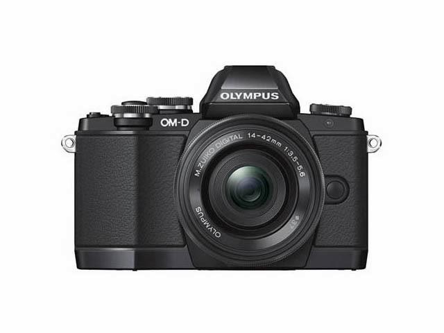Fotografia della Olympus OM-D E-M10 con lo zoom 14-42mm