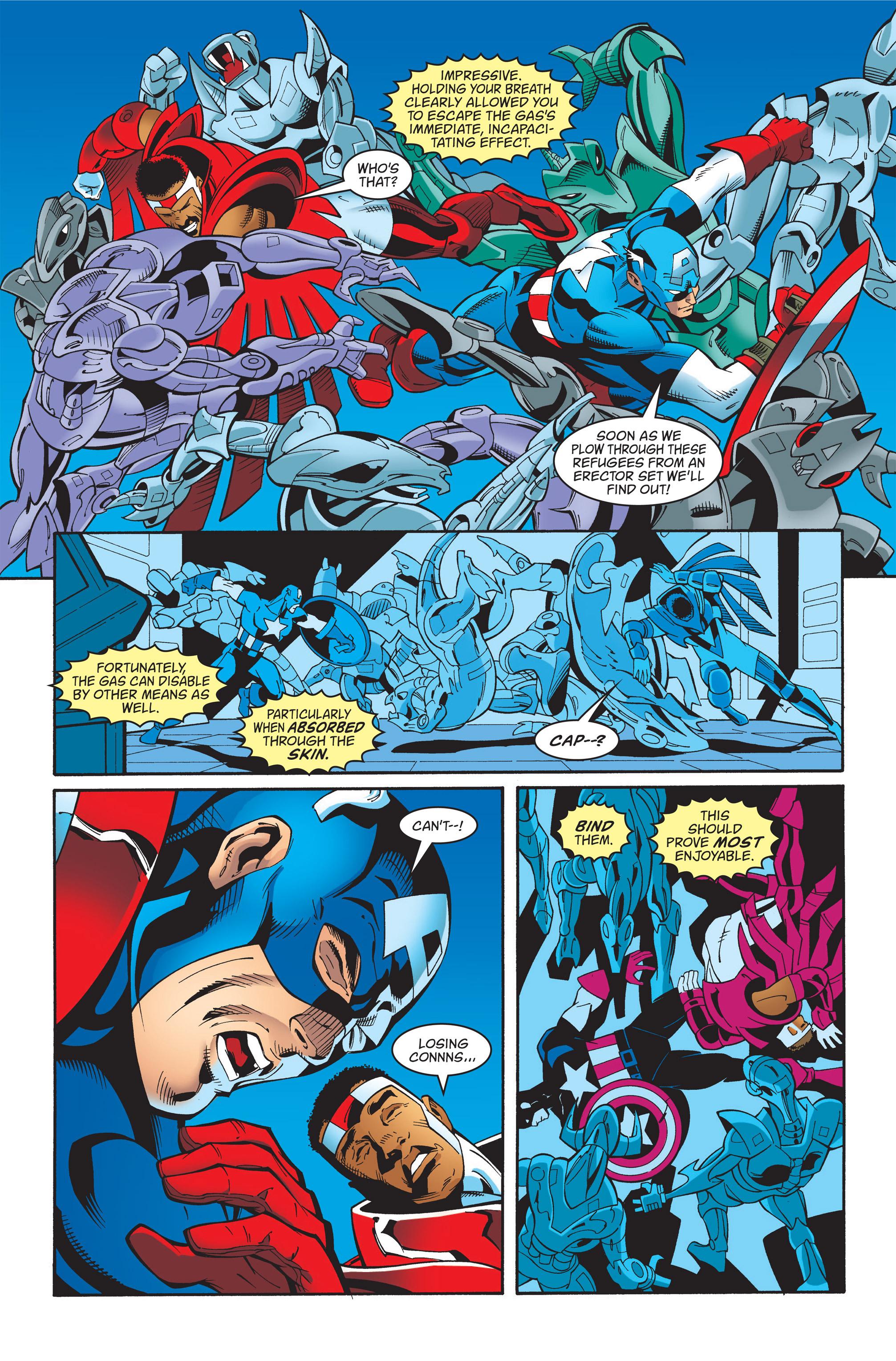Captain America (1998) Issue #33 #39 - English 19