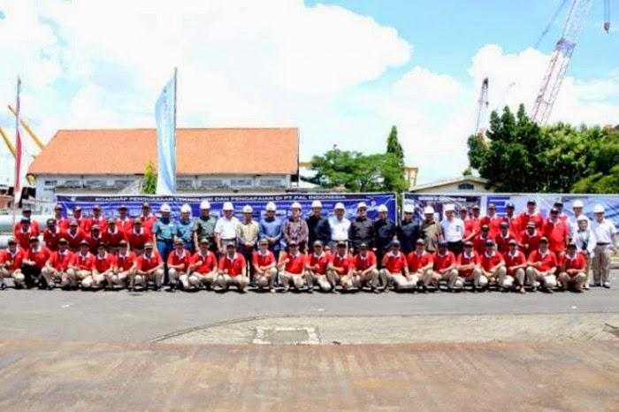 Fasilitas Produksi Kapal Selam Indonesia Mulai Dibangun