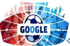 Google celebra la inauguración de la Copa América de Chile 2015 de fútbol con un doodle