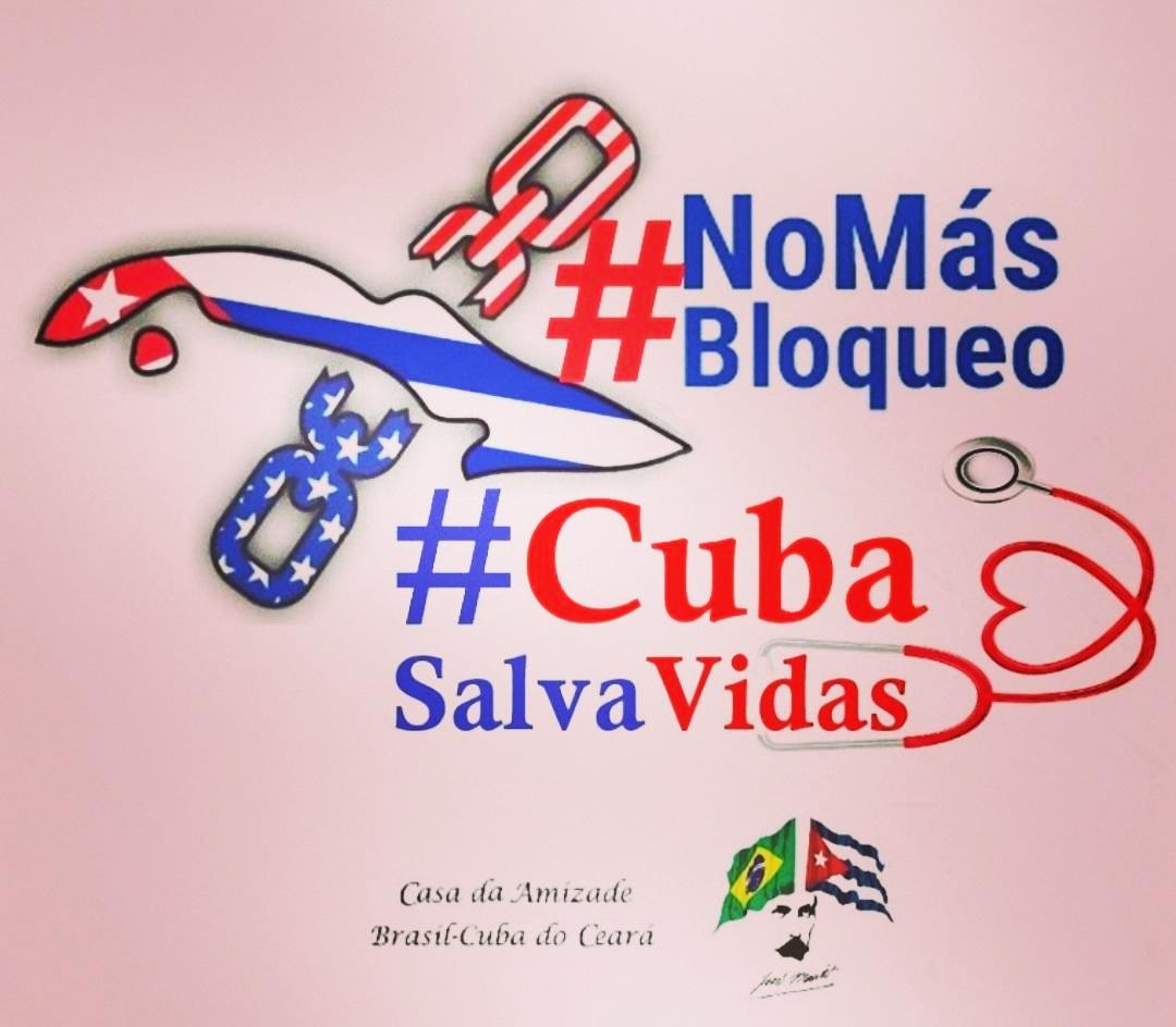 #NoMásBloqueo #CubaSalvaVidas