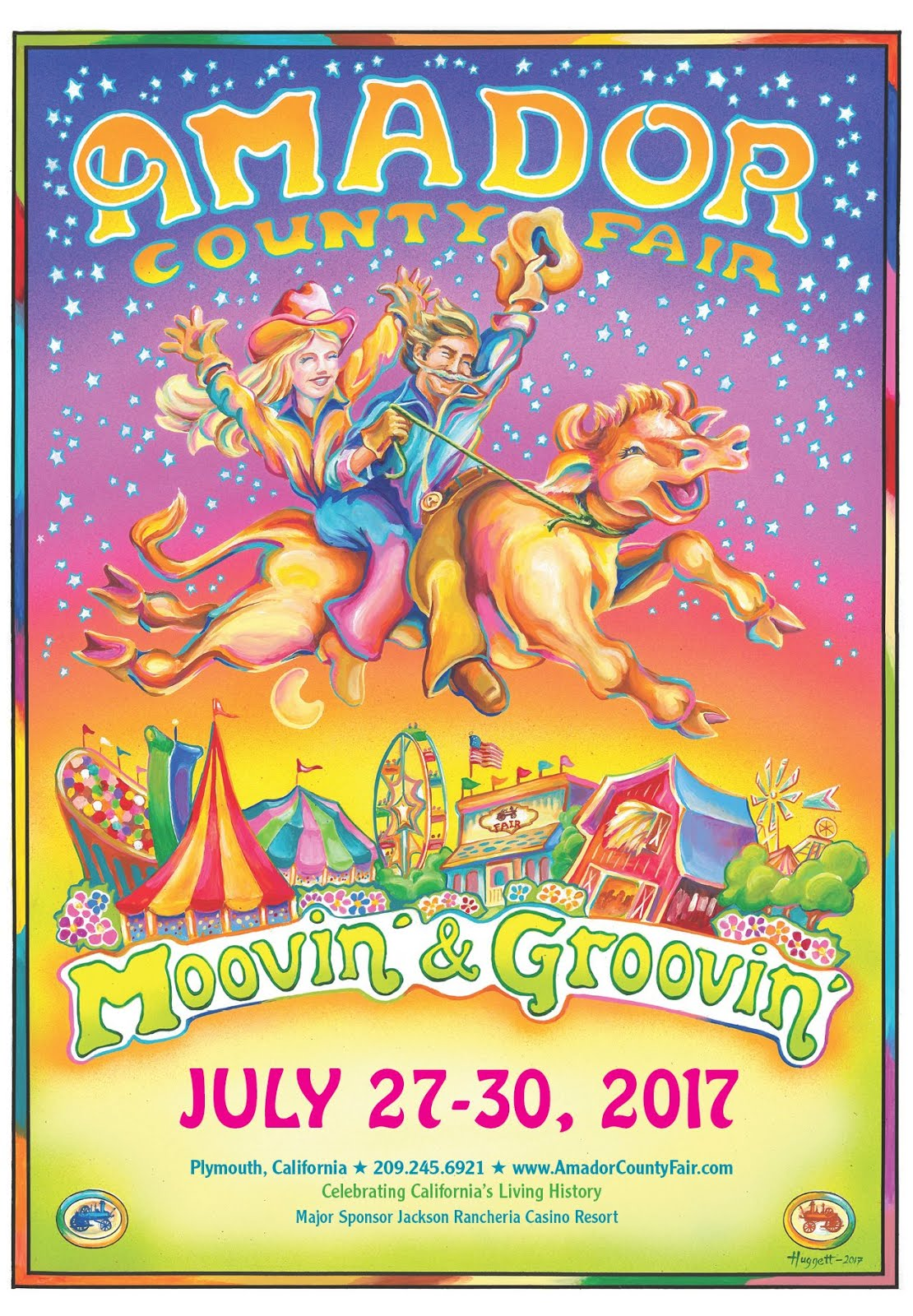 Amador County Fair ~ July 27-30