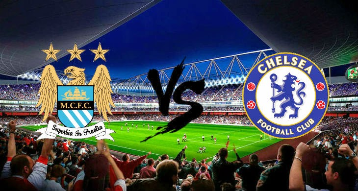 Prediksi Manchester City vs Chelsea 21 September 2014