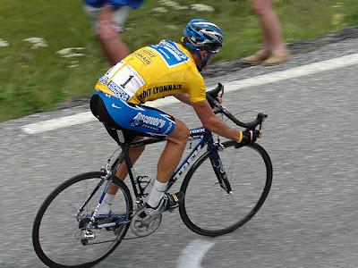 Kopel digunakan dalam mengayuh sepeda.