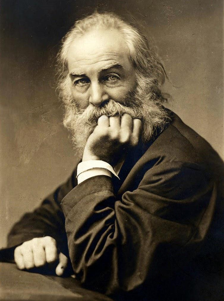 Walt Whitman. La Sociedad de los poetas muertos.
