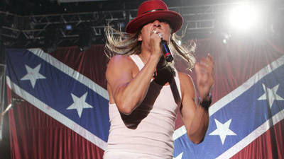 Kid Rock Confederate Flat