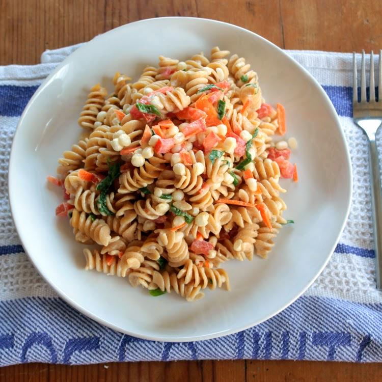 Food Nasty: Healthy-ish Pasta Salad