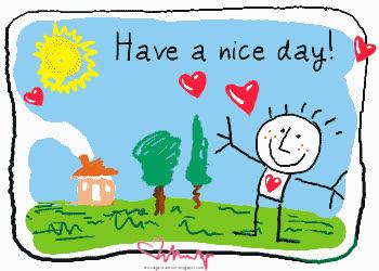 Salut à tous les rayés - Page 3 Un+bon+jour