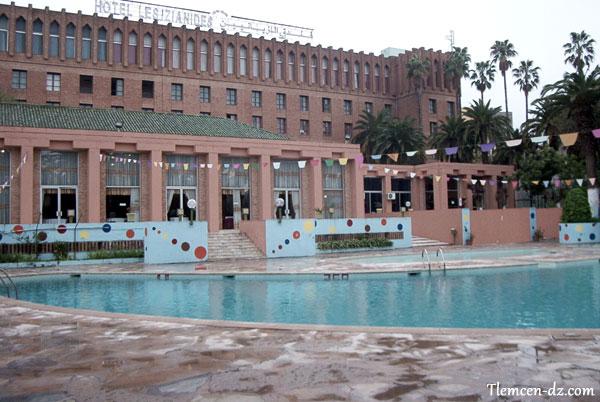 Hotel les zianides tlemcen for Les noms des hotels