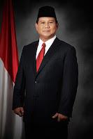 Indonesia bangkit Prabowo Subianto