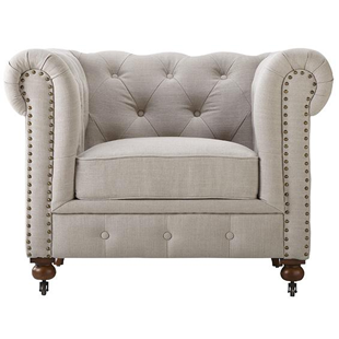 Home Decorators Collection Gordon Tufted Chair