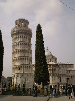 How to Hold up the Leaning tower of Pisa with your pinky! (FFAF)